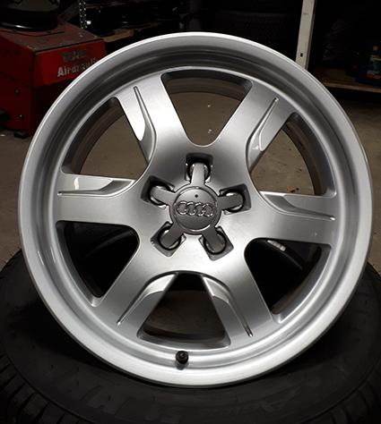 Audi a5 velgen aanbieding