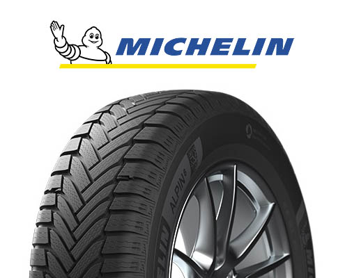 Michelin Alpin A6 winterbanden