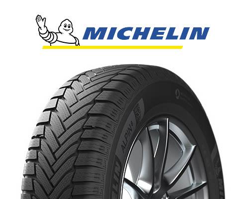 Michelin Alpin A6 winterbanden