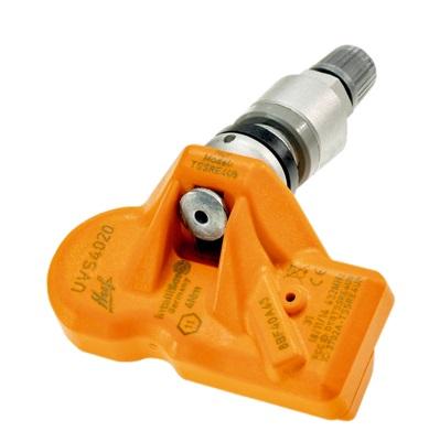 TPMS sensor met metaal ventiel