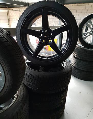 Mercedes Velgen 18 Inch Tqc16 Tlyp